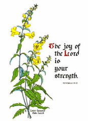 BN-183 The joy of the Lord