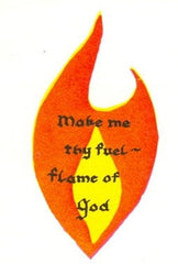 THC-372 Make me thy fuel -- flame of God