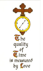 THC-416 The quality of Time