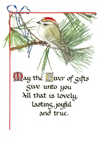 C-635 May the Giver of gifts