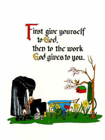 BN-078 First give yourself to God