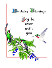 BD-740 Joy be ever with you