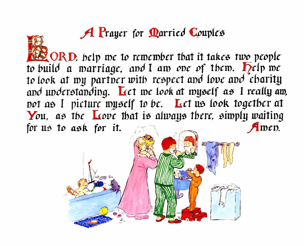 Prayer-2 Prayer for Married Couples | allsaintssisters
