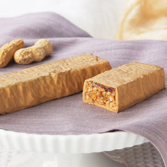 Crispy Peanut Butter and Jelly Protein Bar (box of 7)