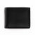 Black Napa Bifold Wallet