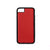 Red Saffiano iPhone SE - 6/7/8