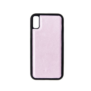 Lavender Saffiano iPhone XR