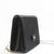 Black Emma Shoulder Bag
