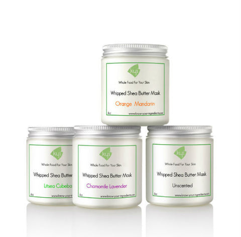 Whipped Shea Butter Mask - 3 Pack
