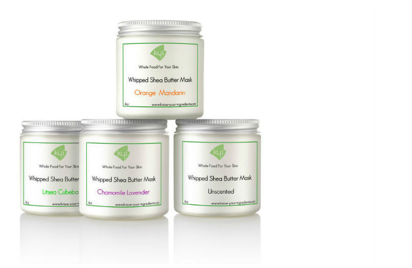 Whipped Shea Butter Mask