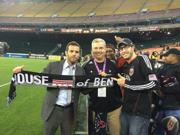 House of Ben Supporters' Scarf