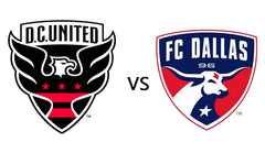Game Tickets - FC Dallas July 1, 2020