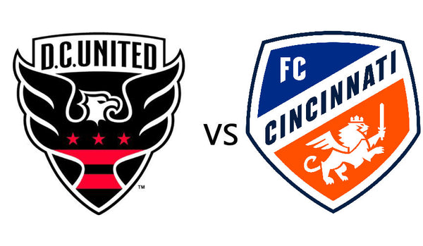 Game Tickets -  FC Cincinnati  June 13, 2020
