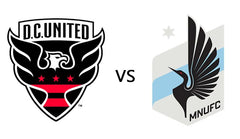 Game Tickets - Minnesota United  June 27, 2020