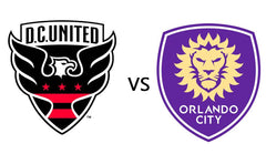 Game Tickets - Orlando City   May 16, 2021