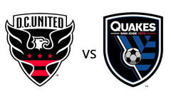 Game Tickets - San Jose Earthquakes June 1, 2019