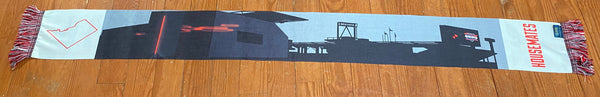 "Screaming Eagles-Spirit Squadron ""Our House"" Scarf"