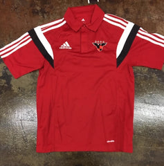 Screaming Eagles Red Polo Shirt