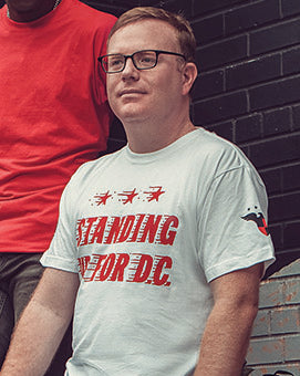 "Tee Shirt ""Standing Up for DC"""