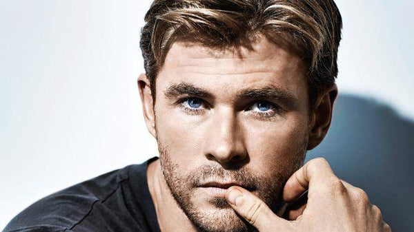 "Try one more time - ""THOR"" Chris Hemsworth"