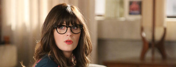 New Girl Characters Eyewear