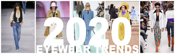 Eyewear Trends 2020: Vintage meets new