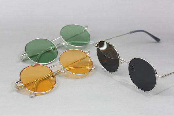 How to choose the color of sunglasses