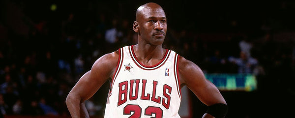 Be Deemed Too Short to Play Basketball, Michael Jordan Proves Himself as NBA MVP