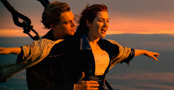 A Great Actor in Titanic (1997)---Leonardo Wilhelm DiCaprio