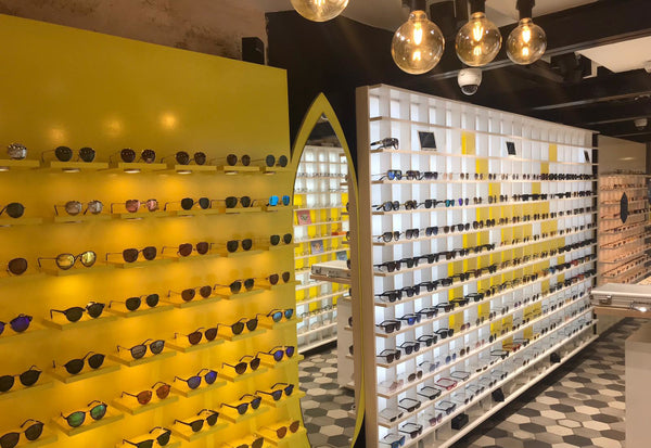 jim halo optical store