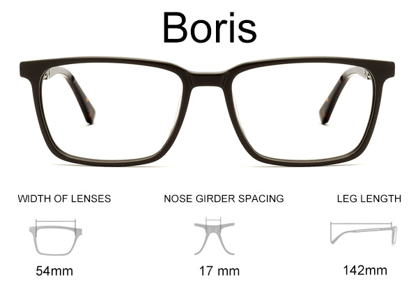 men's prescription glasses