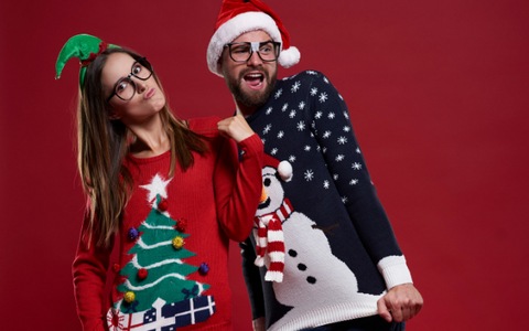 The Best Frames To Pair With Ugly Sweaters