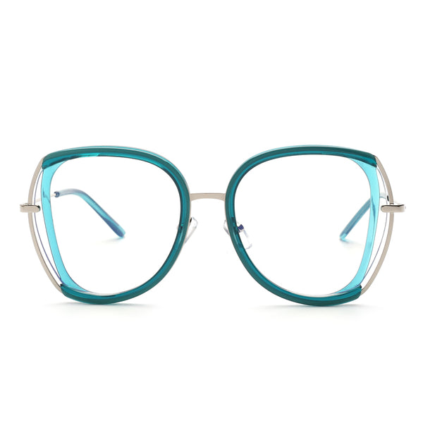 Round Blue Light Glasses | Jenny