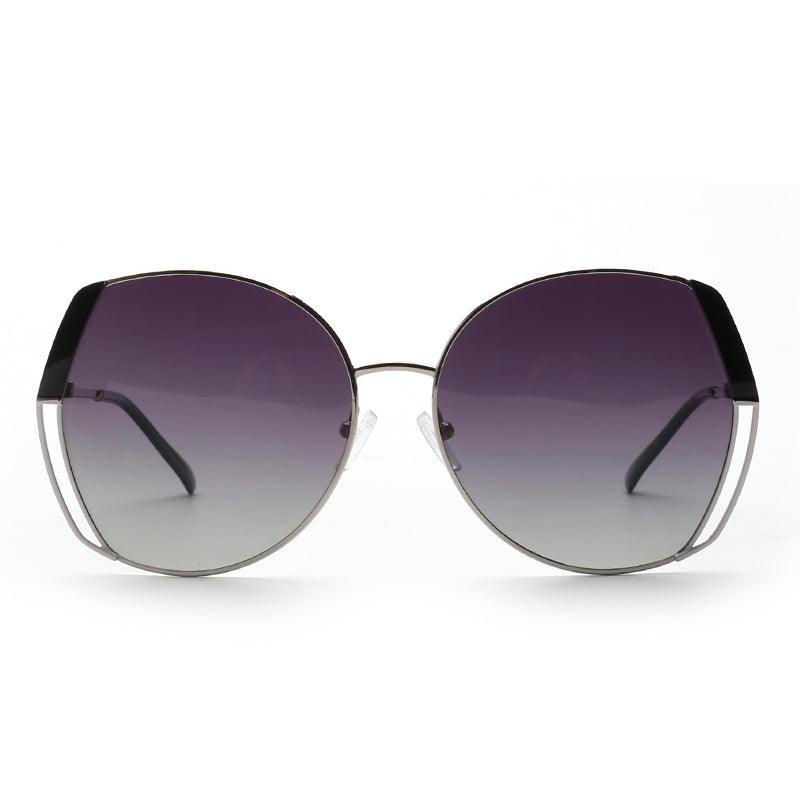 Polarized Polygon Sunglasses | Jolie