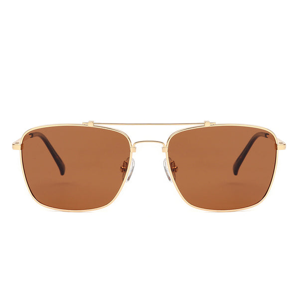 Polarized Aviator Sunglasses | Evan