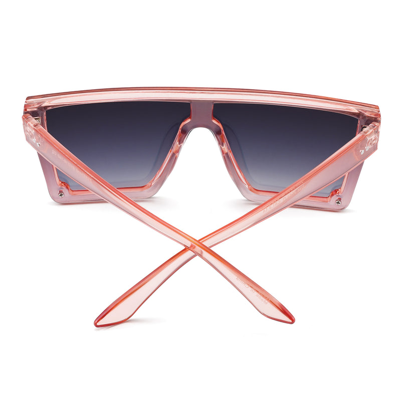 One-piece Mask Sunglasses | Queen