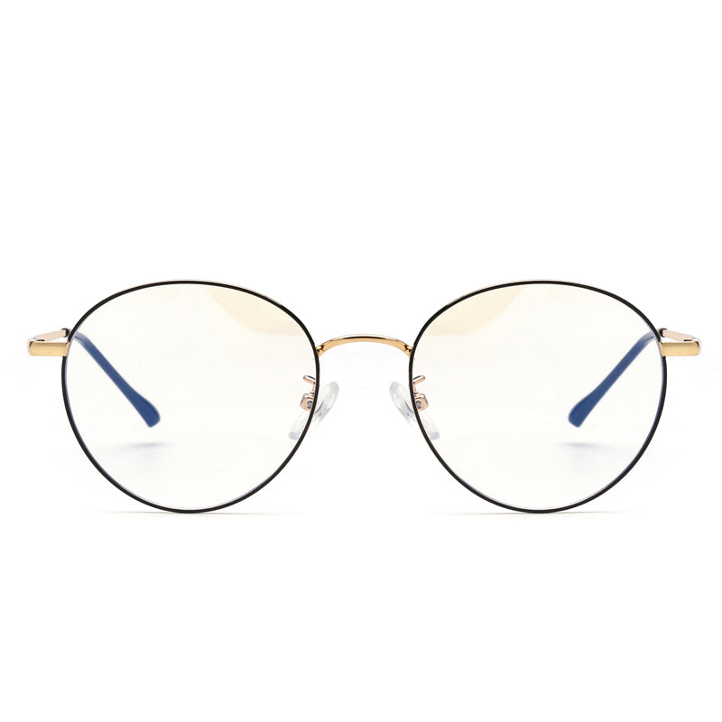 Round Blue Light Glasses | Salome