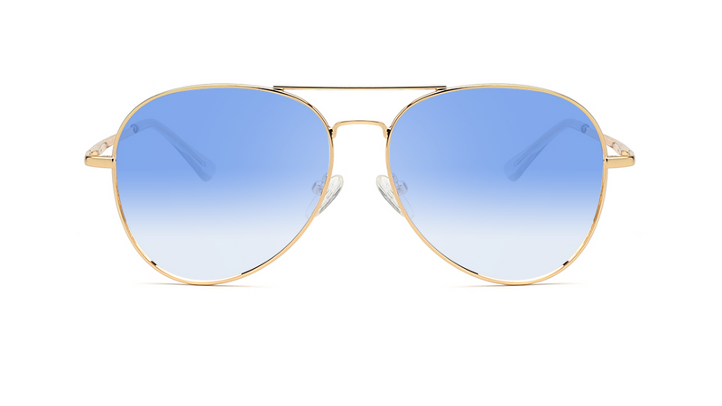gold | 21 gradient blue