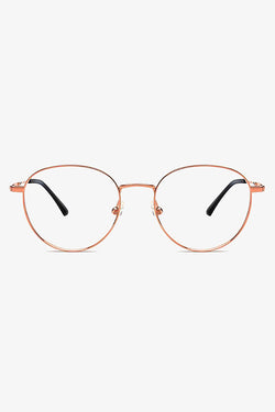 Round Blue Light Glasses | Bernice-JH