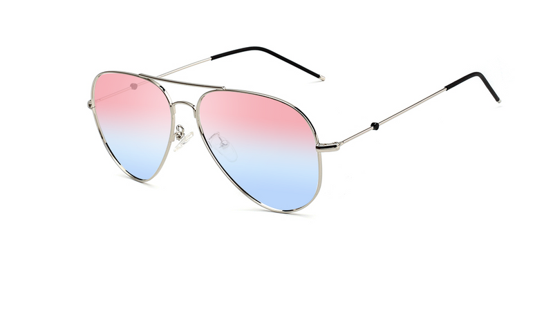 silver | 28 pink blue