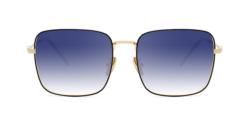 gold | 19 gradient blue