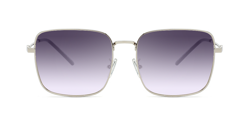 silver | 32 gray purple