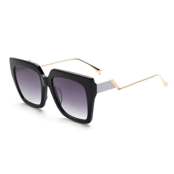 Trendy Square Sunglasses | Mona