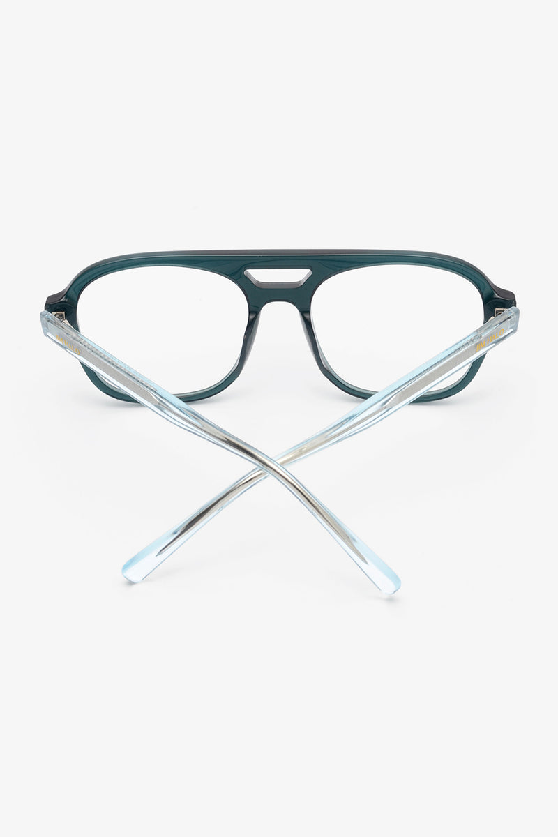 Rectangle Blue Light Glasses | Bobby