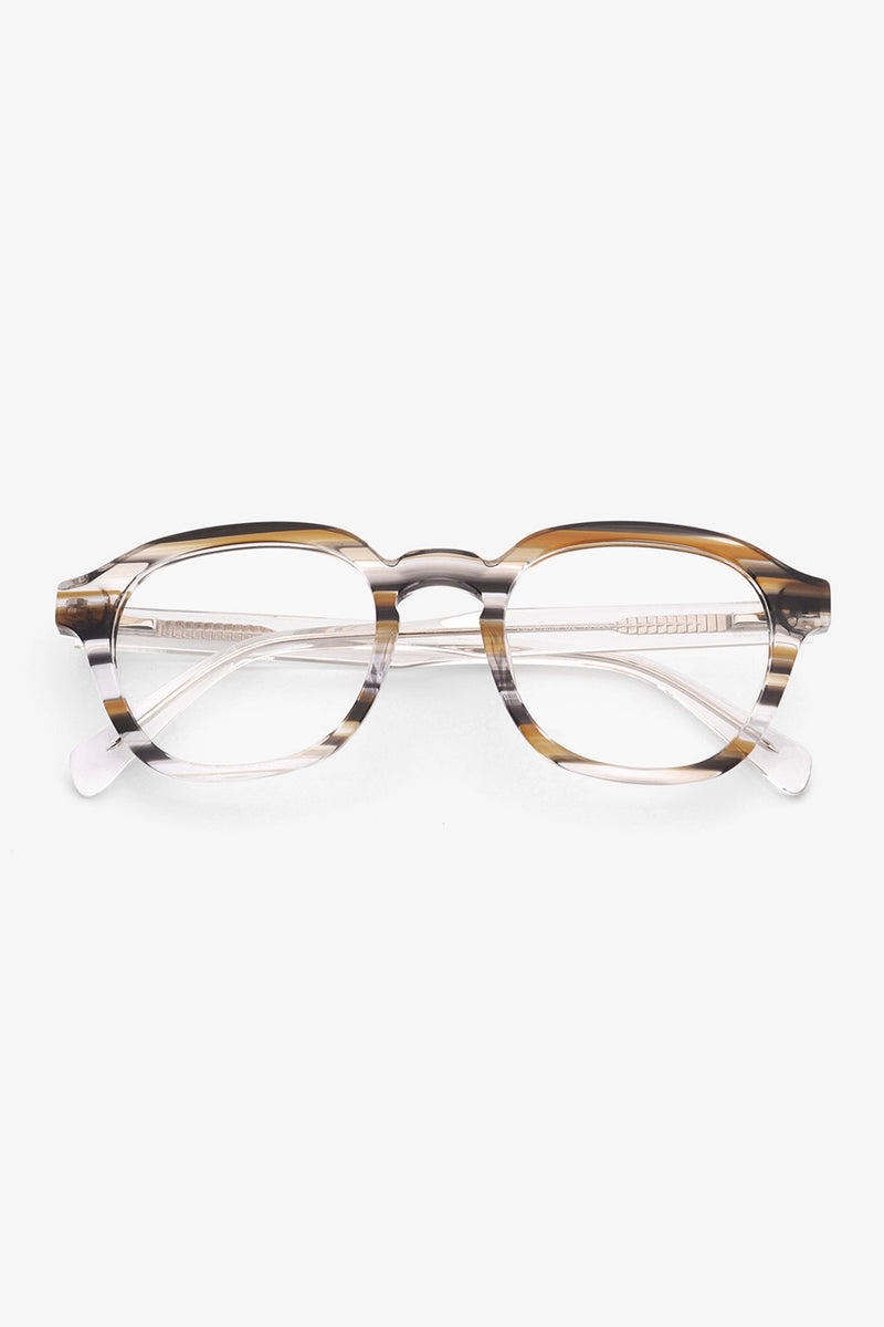 Square Blue Light Glasses | Flynn