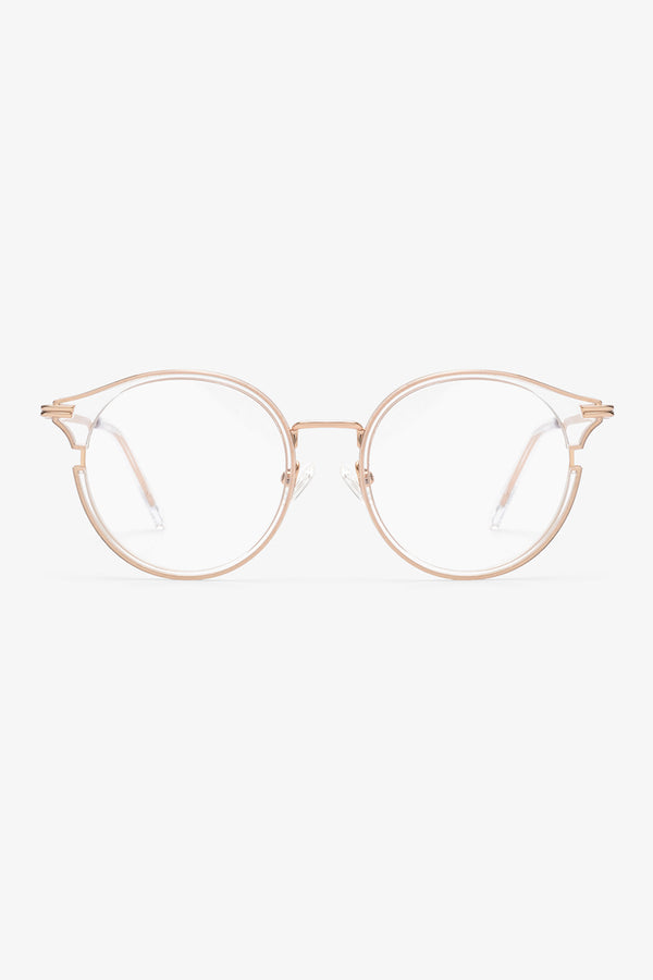 Round Blue Light Glasses | Tomi