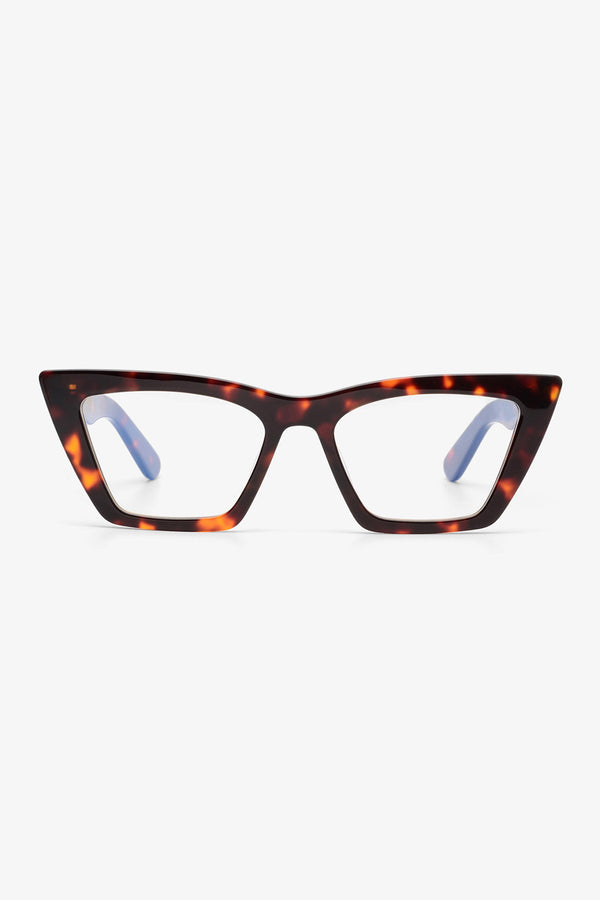 Cat Eye Blue Light Glasses | Paisley