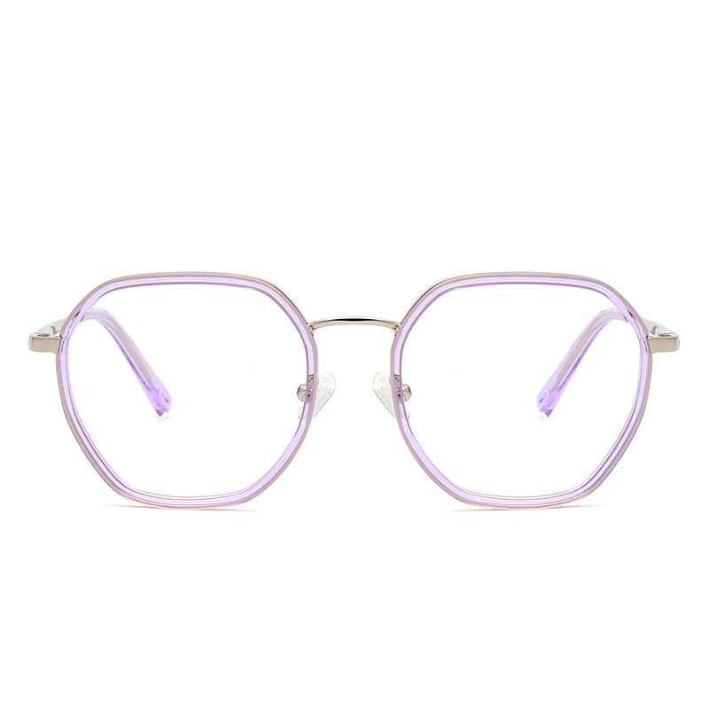 Irregular Blue Light Glasses | Martina