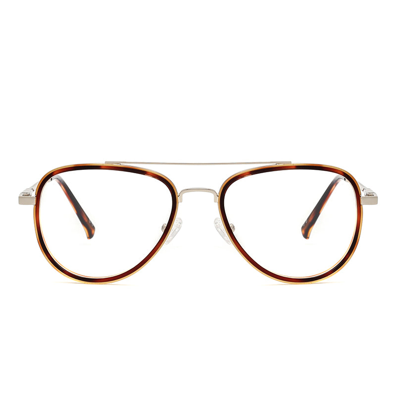 Aviator Blue Light Glasses | Oliver