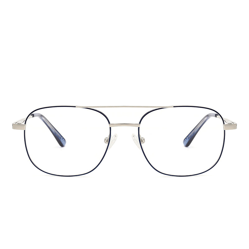 Square Blue Light Glasses | Haley